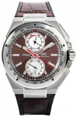 IWC Ingenieur Chronograph Silberfeil 45mm iw378511