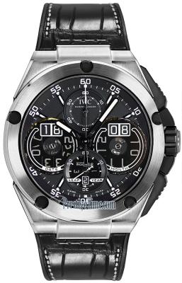 IWC Ingenieur Perpetual Calendar Digital Date Month 46mm iw379201