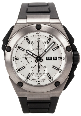 IWC Ingenieur Double Chronograph 45mm iw386501