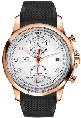 IWC Portugieser Yacht Club Chronograph 43.5mm iw390501