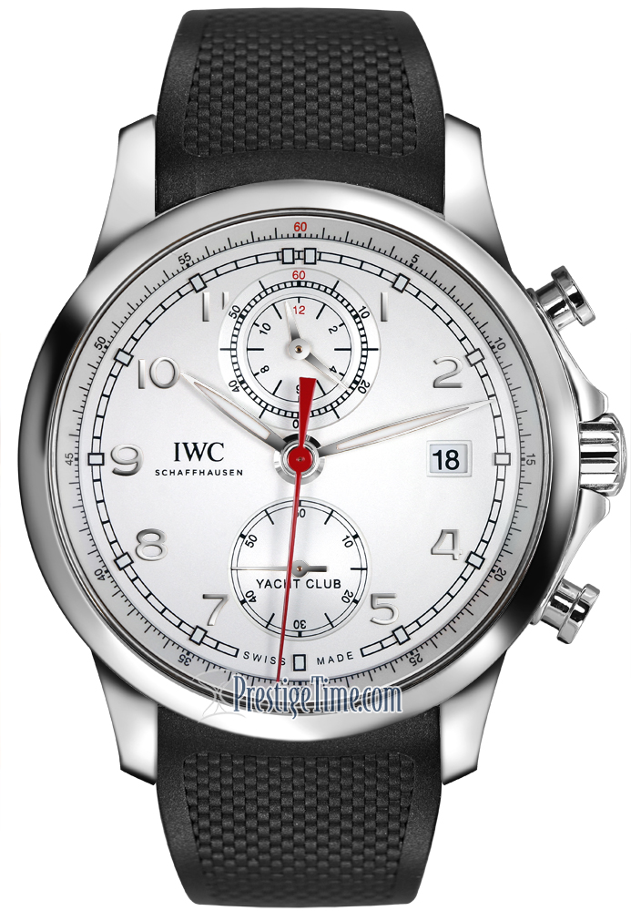 iw390502 IWC Portuguese Yacht Club Chronograph 43.5mm Mens ...