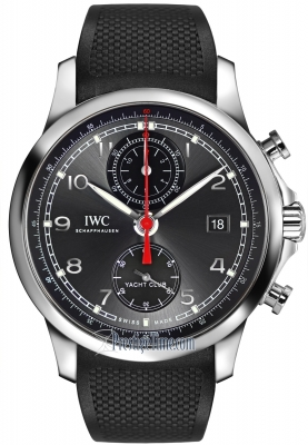 iw390503 IWC Portuguese Yacht Club Chronograph 43.5mm Mens ...
