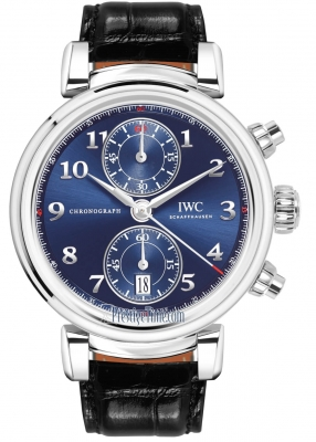 IWC Da Vinci Chronograph 42mm iw393402