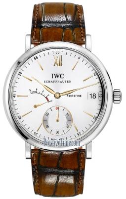 IWC Portofino Hand Wound Eight Days 45mm iw510103