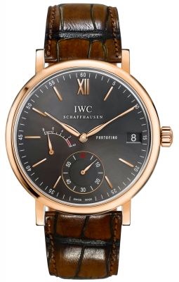 IWC Portofino Hand Wound Eight Days 45mm iw510104