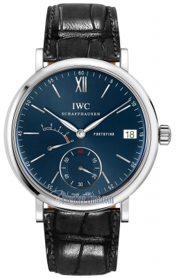 IWC Portofino Hand Wound Eight Days 45mm iw510106