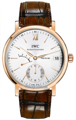 IWC Portofino Hand Wound Eight Days 45mm iw510107