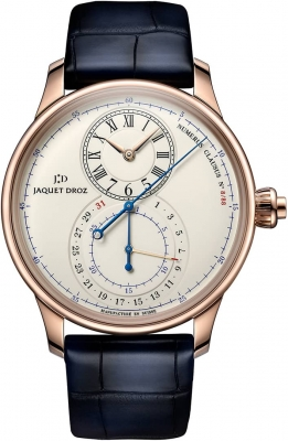 Jaquet Droz Grande Seconde Chronograph 43mm j007733200