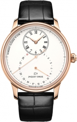 Jaquet Droz Grande Seconde Deadbeat 43mm j008033200
