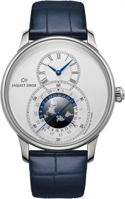 Jaquet Droz Grande Seconde Dual Time 43mm j016030241