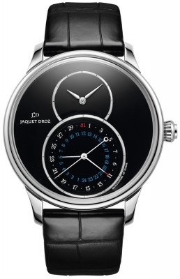 Jaquet Droz Grande Seconde Dual Time 43mm j016030270