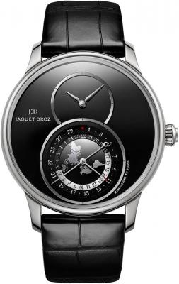 Jaquet Droz Grande Seconde Dual Time 43mm j016030271