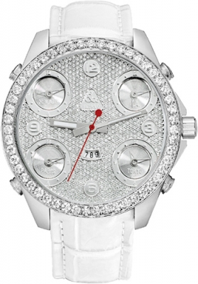Jacob & Co Five Time Zone - 47mm, 3.25ct Bezel JC-34 3.25 carat bezel