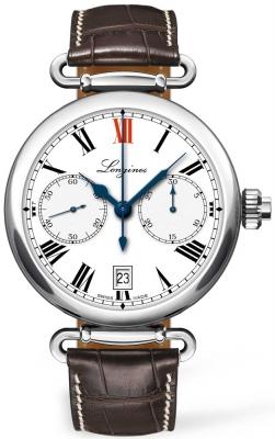 Longines Heritage Chronograph L2.776.4.21.3