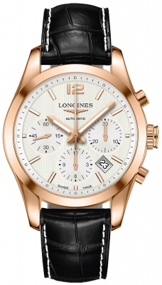 Longines Conquest Classic Automatic Chronograph 41mm L2.786.8.76.3