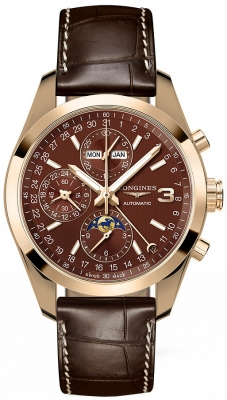 Longines Conquest Classic Chronograph Moonphase 42mm l2.798.8.62.3