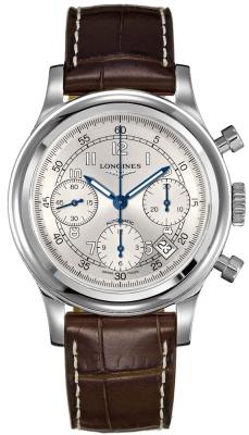 Longines Heritage Chronograph L2.745.4.73.2