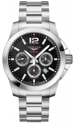 Longines Conquest Automatic Chrono 44mm L3.801.4.56.6