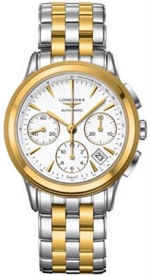 Longines Flagship Automatic Chronograph L4.803.3.22.7