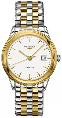 Longines Flagship Automatic 38.5mm L4.874.3.22.7