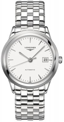 Longines Flagship Automatic 38.5mm L4.874.4.12.6