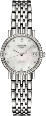 Longines Elegant Automatic 25.5mm L4.309.0.87.6