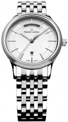 Maurice Lacroix Les Classiques Quartz Day Date lc1007-ss002-130