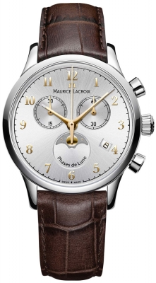 Maurice Lacroix Les Classiques Phase de Lune Chrono Ladies lc1087-ss001-121-1