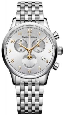 Maurice Lacroix Les Classiques Phase de Lune Chrono Ladies lc1087-ss002-121-1