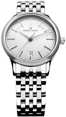 Maurice Lacroix Les Classiques Quartz Date lc1117-ss002-130