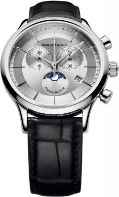 Maurice Lacroix Les Classiques Chronograph Phase de Lune lc1148-ss001-131