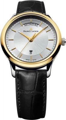 Maurice Lacroix Les Classiques Quartz Day Date lc1227-pvy11-130