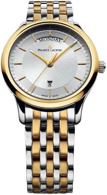 Maurice Lacroix Les Classiques Quartz Day Date lc1227-pvy13-130