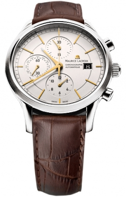 Maurice Lacroix Les Classiques Automatic Chronograph lc6058-ss001-131