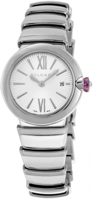 Bulgari Lucea Quartz 28mm lu28c6ssd