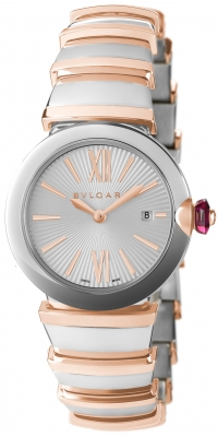 Bulgari Lucea Quartz 28mm lu28c6sspgd
