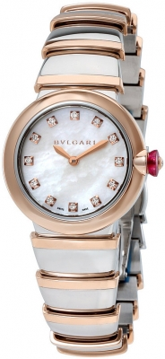 Bulgari Lucea Quartz 28mm 102194