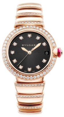 Bulgari Lucea Automatic 33mm lup33bgdgd1d/11