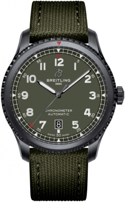 Breitling Aviator 8 Automatic 41 Curtiss Warhawk m173152a1L1x1