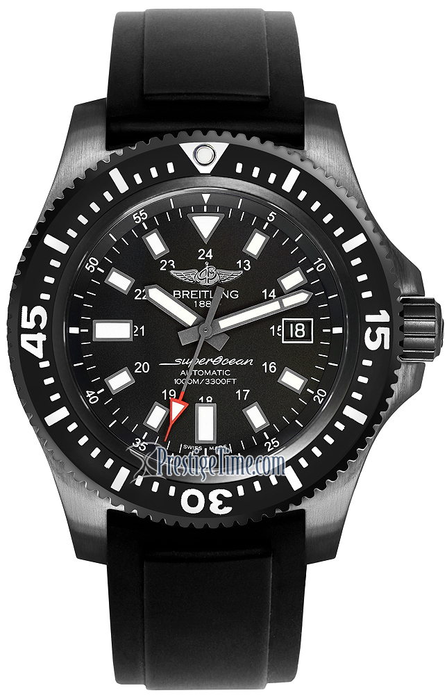 with tuelle bezel perp special watches perpetuelle breitling detail superocean ceramic