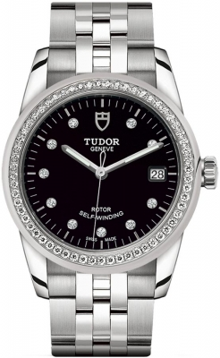 Tudor Glamour Date 36mm m55020-0007