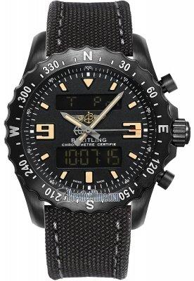 Breitling Chronospace Military m7836622/bd39/100w.m