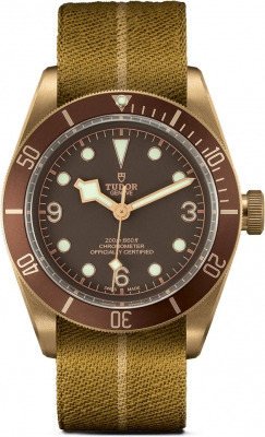 Tudor Black Bay Bronze 43mm m79250bm-0003