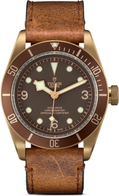 Tudor Black Bay Bronze 43mm m79250bm-0005
