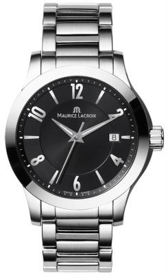 Maurice Lacroix Miros Quartz Date Mens mi1066-ss002-320