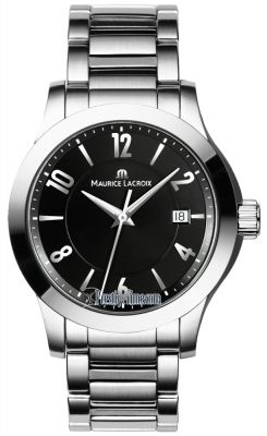 Maurice Lacroix Miros Quartz Date Mens mi1067-ss002-320