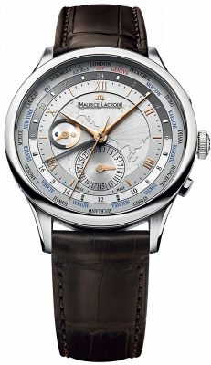 Maurice Lacroix Masterpiece WorldTimer mp6008-ss001-110-1