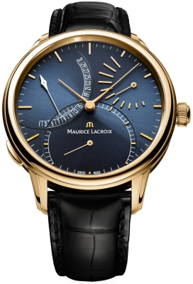 Maurice Lacroix Masterpiece Calendrier Retrograde Automatic mp6509-pg101-430