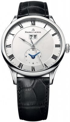 Maurice Lacroix Masterpiece Tradition Date GMT mp6707-ss001-112