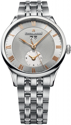 Maurice Lacroix Masterpiece Tradition Date GMT mp6707-ss002-111